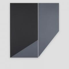 NN6b  /  2017 - acrylic, canvas, wood
