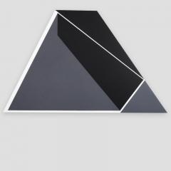 f6C  /  2014 - 80x131x4cm - acrylic, canvas, wood