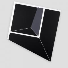 K3a2b1  /  2014 - 86x104x4cm - acrylic, canvas, wood
