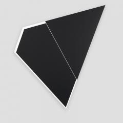 n7b2  /  2014 - 130x120x4cm - acrylic, canvas, wood