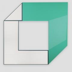 ČUČ MUČ : 2194K  / 2016 - 86x86x1,5cm - acrylic, wood